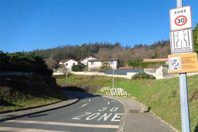CVCB Avenue de la Colombe à Grigny